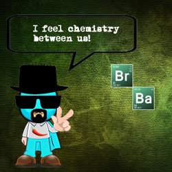 Peppe is Heisenberg