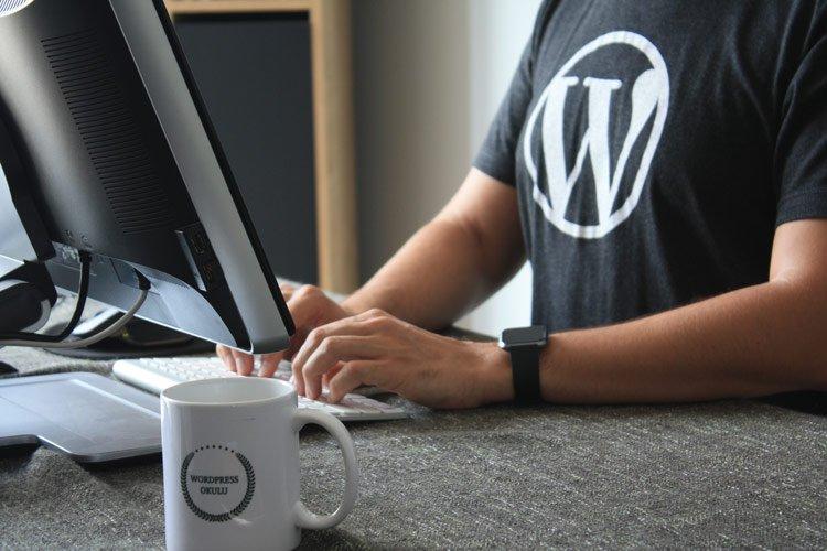 inloggen in wordpress